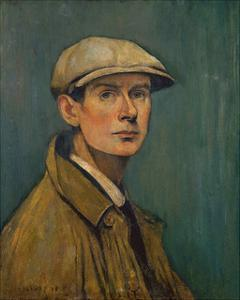 Self Portrait by Laurence Stephen Lowry
