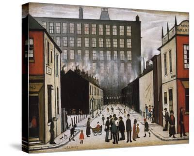 Street Scene (Pendlebury)