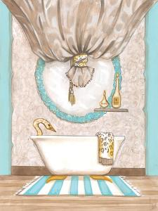 Bathroom Elegance I by Laurencon