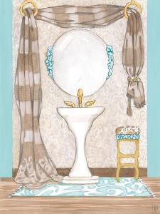 Bathroom Elegance II by Laurencon