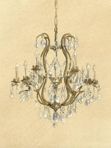 Elegant Chandelier II by Laurencon