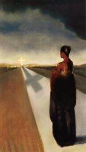 Road by Laurie Cooper