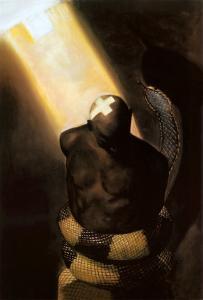 Spiritual Warfare by Laurie Cooper