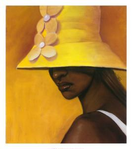 Yellow Hat by Laurie Cooper