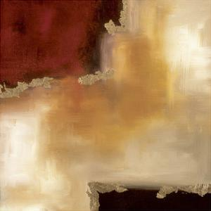 Crimson Accent II by Laurie Maitland