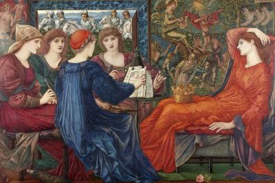 Laus Veneris, C.1873-75-Edward Burne-Jones-Giclee Print