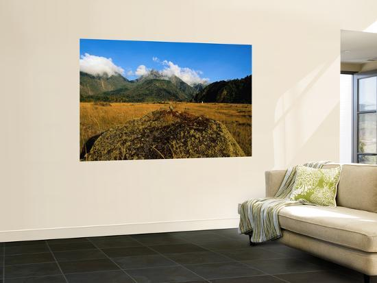 Lava Fields at Baru Volcano-Alfredo Maiquez-Wall Mural