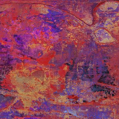 Lava Flow-Ricki Mountain-Art Print