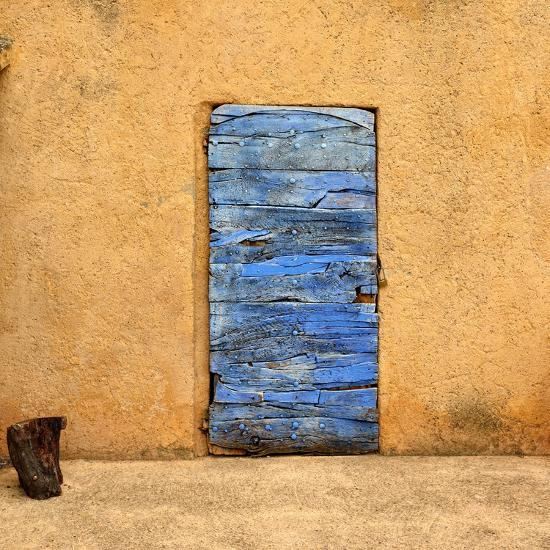 Lavender Door-Oleg Znamenskiy-Photographic Print