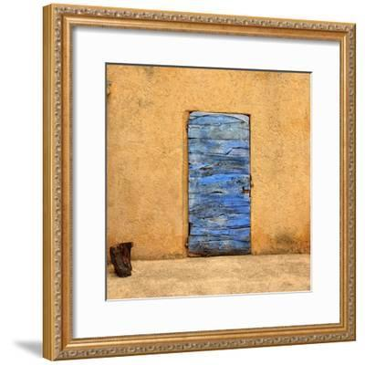 Lavender Door-Oleg Znamenskiy-Framed Photographic Print