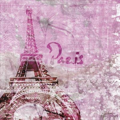 Lavender Paris-LuAnn Roberto-Art Print
