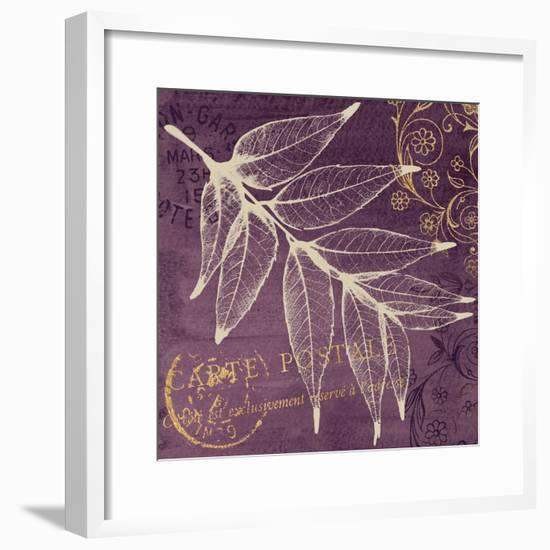 Lavender Pistache-Booker Morey-Framed Art Print