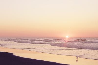 Lavender Sunrise-Alan Hausenflock-Photographic Print