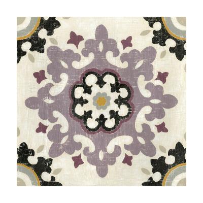 Lavender Suzani IV-Chariklia Zarris-Art Print
