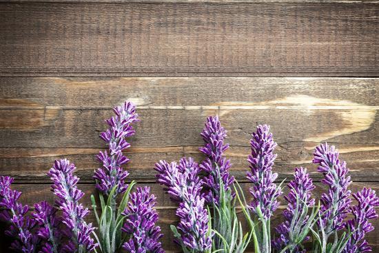 Lavender-Sea Wave-Photographic Print