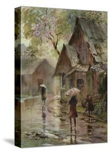 Down Pour by LaVere Hutchings