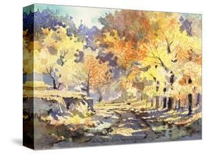 Golden Autumn by LaVere Hutchings