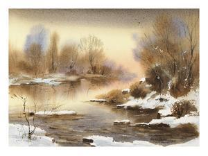 Late March by LaVere Hutchings