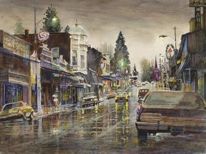 Streetlights by LaVere Hutchings