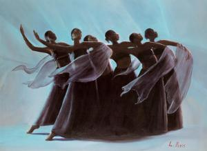 Steppin' Out by Laverne Ross