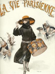 Lavie Parisienne Hatbox