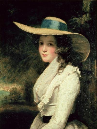 Lavinia Bingham, 2nd Countess Spencer-Sir Joshua Reynolds-Giclee Print