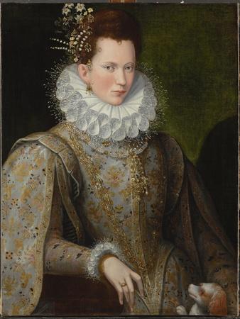Portrait of a Lady, 1590s