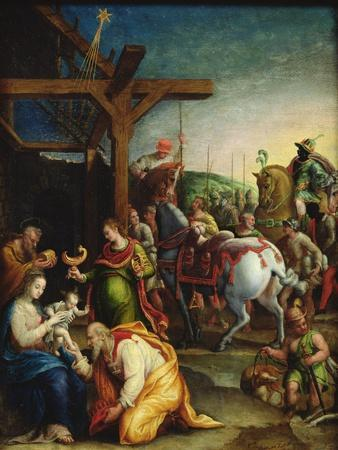 The Adoration of the Magi, Late 16th Century