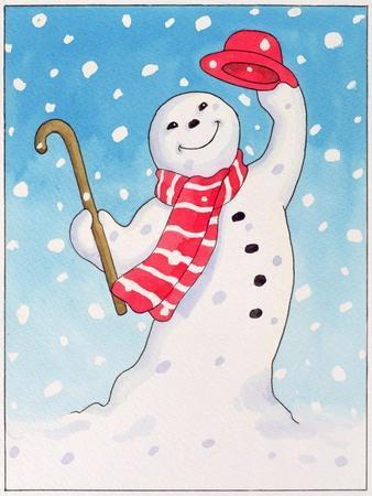 Dancing Snowman, 1996