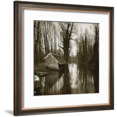 Lavoir--Framed Giclee Print