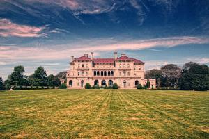 Lawn at The Breakers Newport Rhode Island