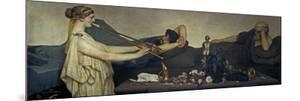Pompeian Scene or the Siesta by Lawrence Alma-Tadema