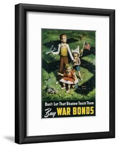 Buy War Bonds Poster by Lawrence Beall Smith