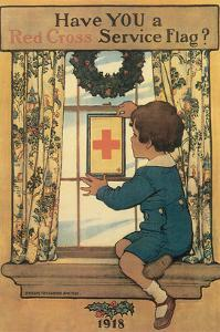 Have You A Red Cross Service Flag? by Lawrence Beall Smith