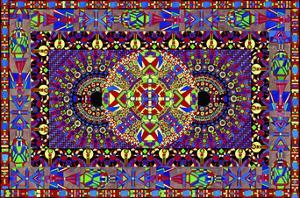 Celebration of Spirits by Lawrence Chvotzkin