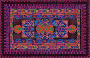 Tribal Display by Lawrence Chvotzkin