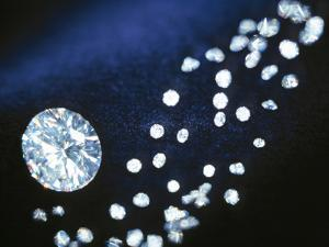 Diamond Gemstones by Lawrence Lawry