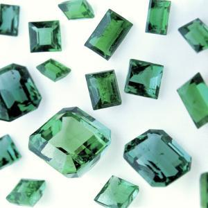 Emerald Gemstones by Lawrence Lawry