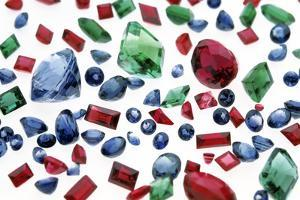 Precious Gemstones by Lawrence Lawry