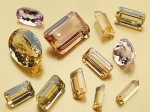 Topaz Gemstones by Lawrence Lawry