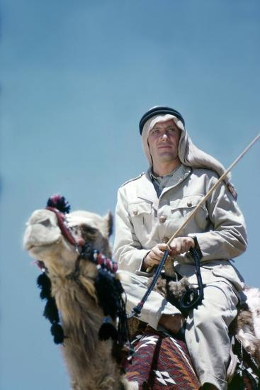 Lawrence of Arabia, 1962, Directed by David Lean Peter O'Toole--Photo