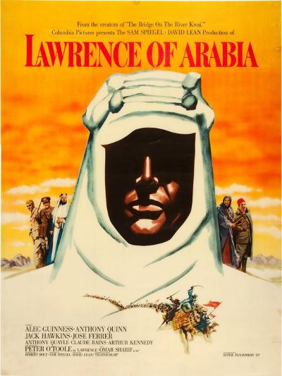Lawrence of Arabia, 1962--Art Print