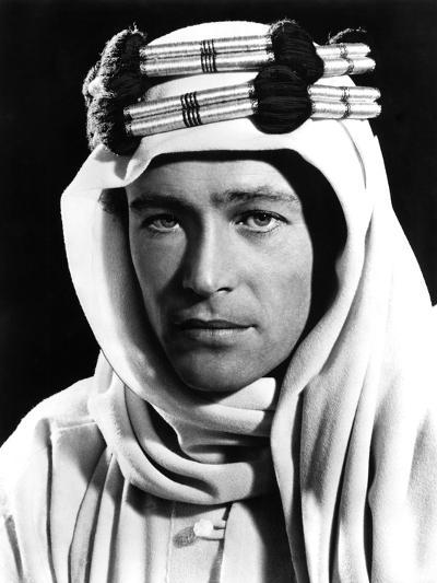 Lawrence of Arabia, Directed by David Lean, Peter O'Toole, 1962--Photo