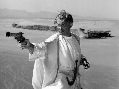 Lawrence of Arabia, Peter O'Toole, 1962--Photo