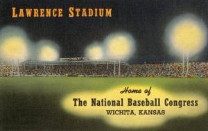 Lawrence Stadium, Wichita, Kansas