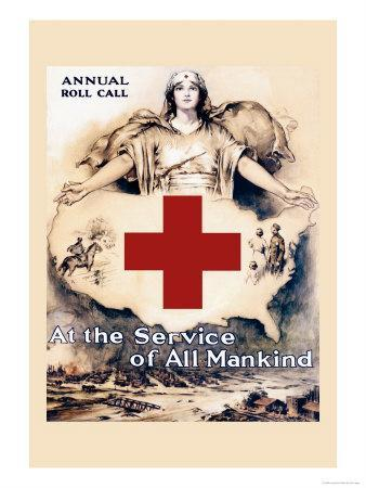 At the Service of All Mankind