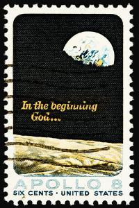 Apollo 8 1969 by LawrenceLong