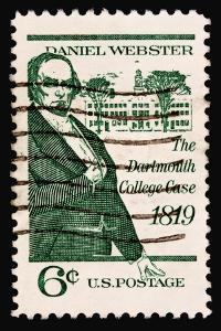 Daniel Webster 1969 by LawrenceLong