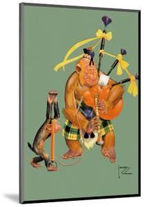 Scottish Money by Lawson Wood