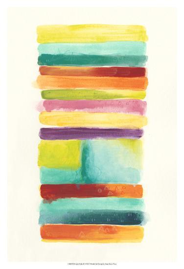 Layer Cake II-June Vess-Art Print